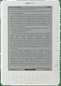 Buy the Amazon Kindle DX from Amazon.com