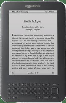 Buy the Amazon Kindle Keyboard e-book reader