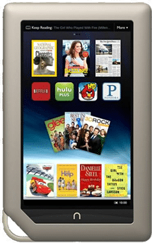 Buy the Nook Tablet from Barnes and Noble