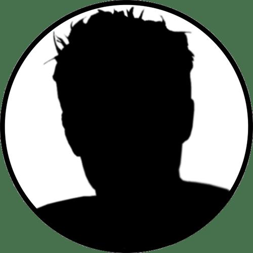 Silhouette of Carson Meunetti